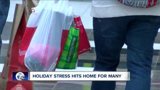 Handling holiday stress and anxiety