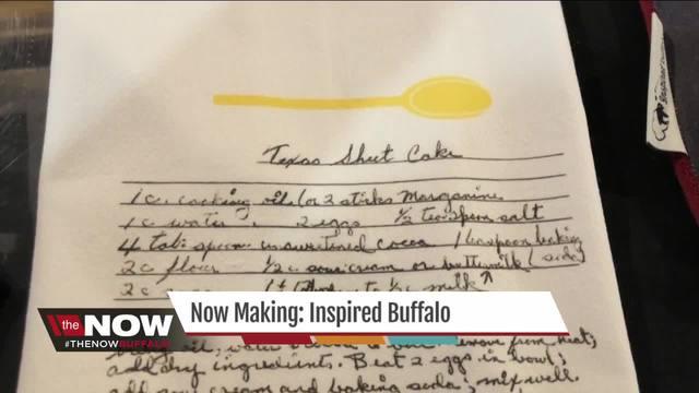 Now Making- Inspired Buffalo