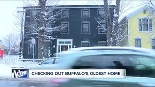 Buffalo's oldest house is up for sale