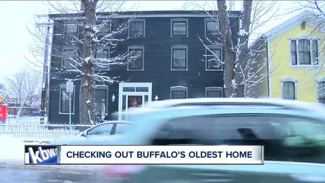 Buffalo-s oldest house is up for sale
