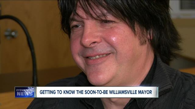 Getting to know the new Williamsville mayor