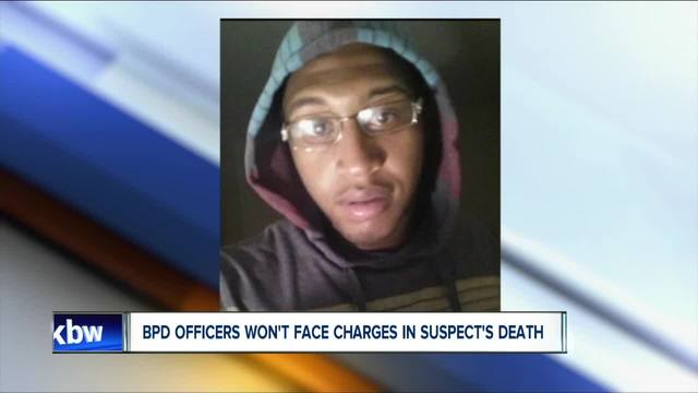 Buffalo police officers won-t face charges in suspect-s death
