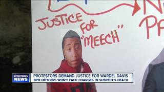 No charges against officers in Davis' death