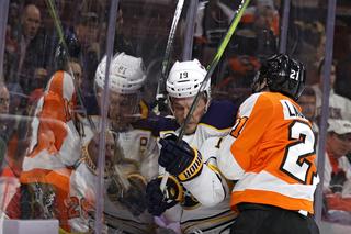 5 Observations: Flyers top Sabres 2-1