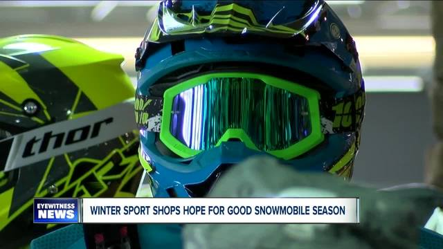 Snowmobile shops hoping to bounce back after pair of rough winters--6pm