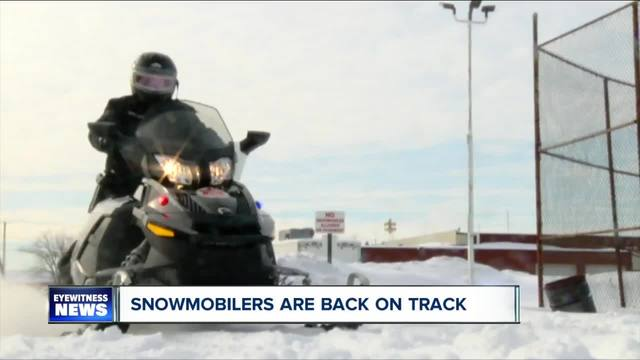 Snowmobile shops hoping to bounce back after pair of rough winters
