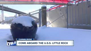 Come aboard the U.S.S. Little Rock