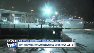 Survivors to tour the decommissioned Little Rock