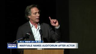 Maryvale High names auditorium after famous alum