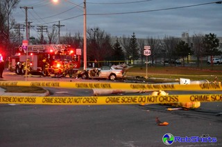 Afternoon crash claims a life in Niagara Falls