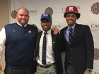 Woods signs with Rutgers, Huston with Central...