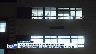 Teachers worried about safety at PS 18