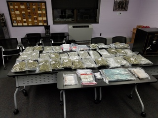 35 pounds of pot found inside West Seneca home