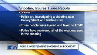 Lockport police seeking Christmas Eve shooter