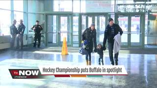 Spotlight on Buffalo for World Juniors