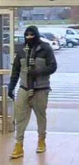 police search for man who used stolen card