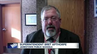 Superintendent speaks on school closures