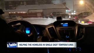 Cold temps dangerous for homeless