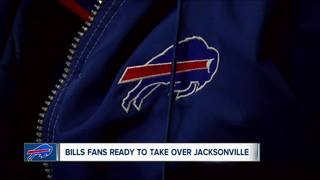Bills fans ready to take on Jacksonville