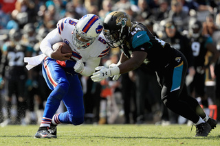 Jaguars send Bills home with 10-3 loss