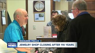 114 year old jewelry shop forced out of business