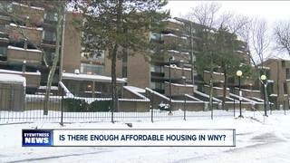 does WNY have enough affordable housing?