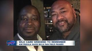 Wild, Wild Card Weekend for Bills Fans