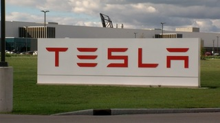 Tesla's Buffalo plant produces solar roof tiles