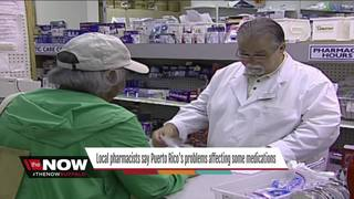 Problems with medications from Puerto Rico