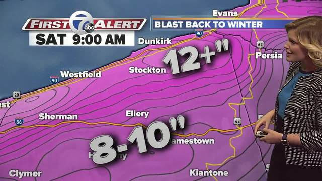 Snow and sleet expected for northern Vermont this weekend