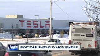 SolarCity providing boost for nearby businesses