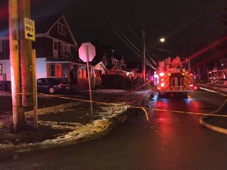 Woman found dead after Buffalo house fire
