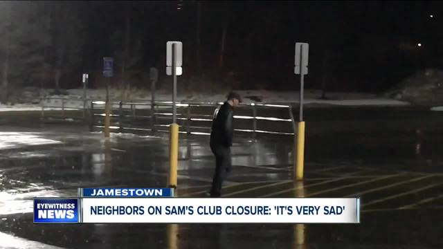 Jamestown Sam's Club Among Locations Closing Nationwide