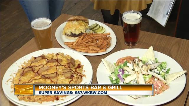 Mooneys Sports Bar and Grill
