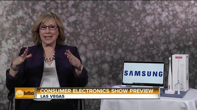Consumer Electronics Show Digital Voice Assistance