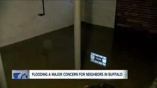 Flooding fears in South Buffalo neighborhood