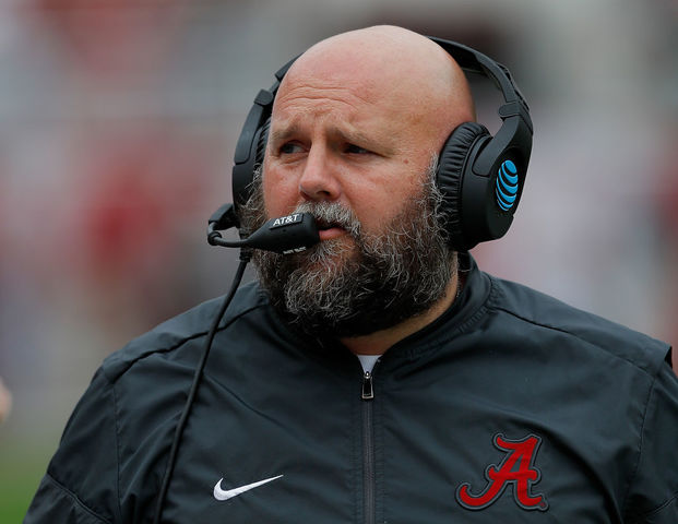 Bills hire Alabama's Daboll to be offensive coordinator