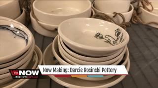 Now Making: Darcie Rosinski Pottery