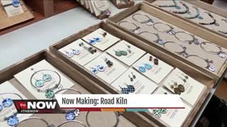 Now Making: Road Kiln