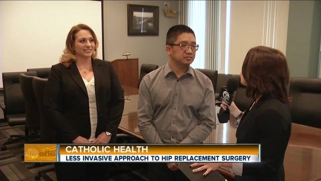 Catholic Health Offers Dinner Program on Less Invasive Approach to Hip…