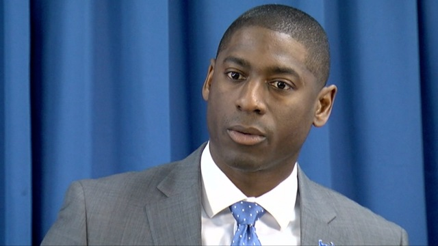 Auburn hires Buffalo AD Allen Greene as Jacobs' replacement
