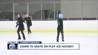 WNY learn to skate program launches olympians