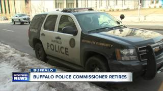 Search is on for new Buffalo P.D. commissioner