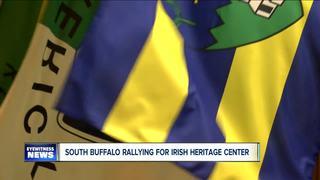 South Buffalo rallying for Irish Heritage Center