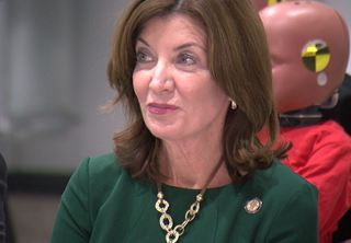 Hochul dismisses rumors of run against Collins