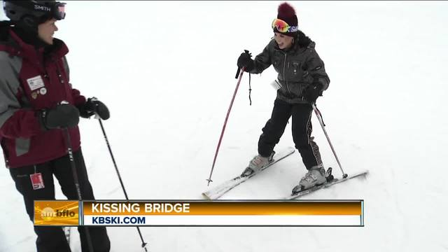 Great Time for the Whole Family at Kissing Bridge