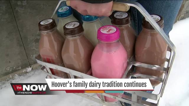 Hoover-s family fairy tradition continues
