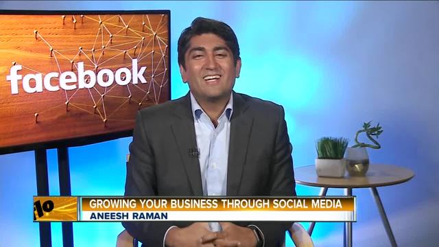 Growing Your Business Through Social Media