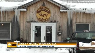 Rusty Nickel Brewing Co