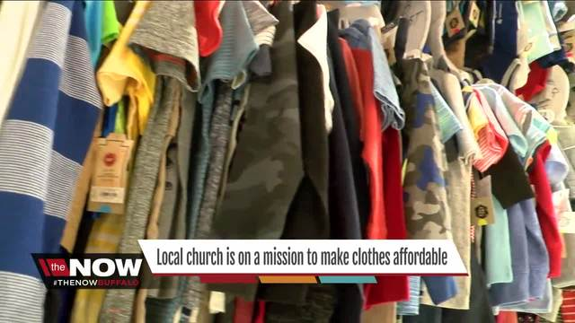 Local church offers unique shopping experience